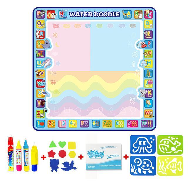 Magic Water Mat C Type