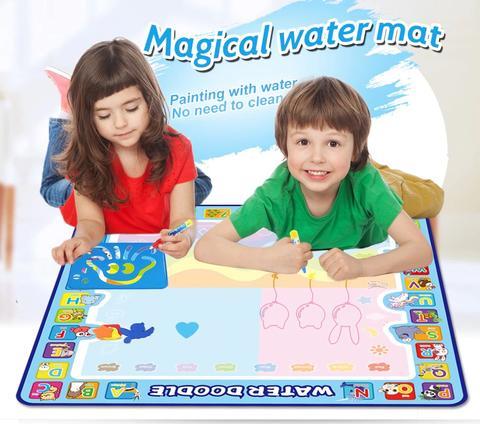 Magic Water Drawing Mat Board at Bolzor.com