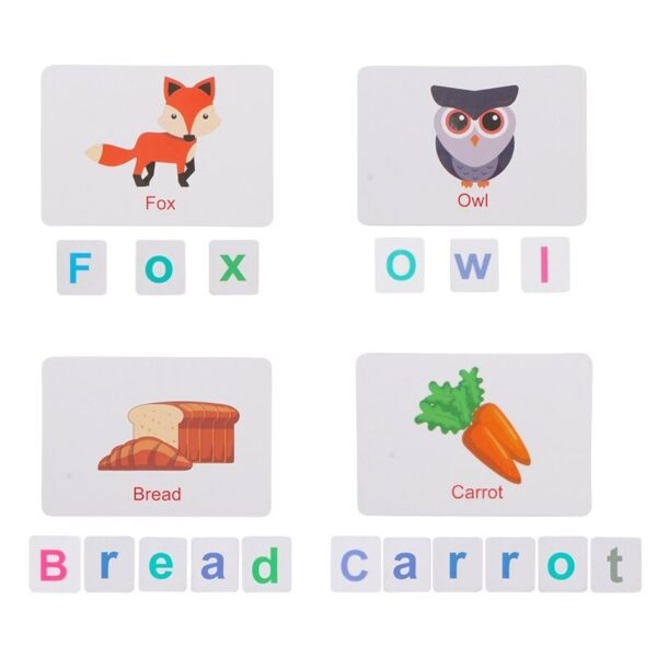 Wooden Magnetic Letters And Numbers Toys at bolzor.com